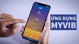 Trải nghiệm MyVIB: giao diện hoàn chỉnh cho iPhone XS, thanh toán QR code qua thẻ tín dụng