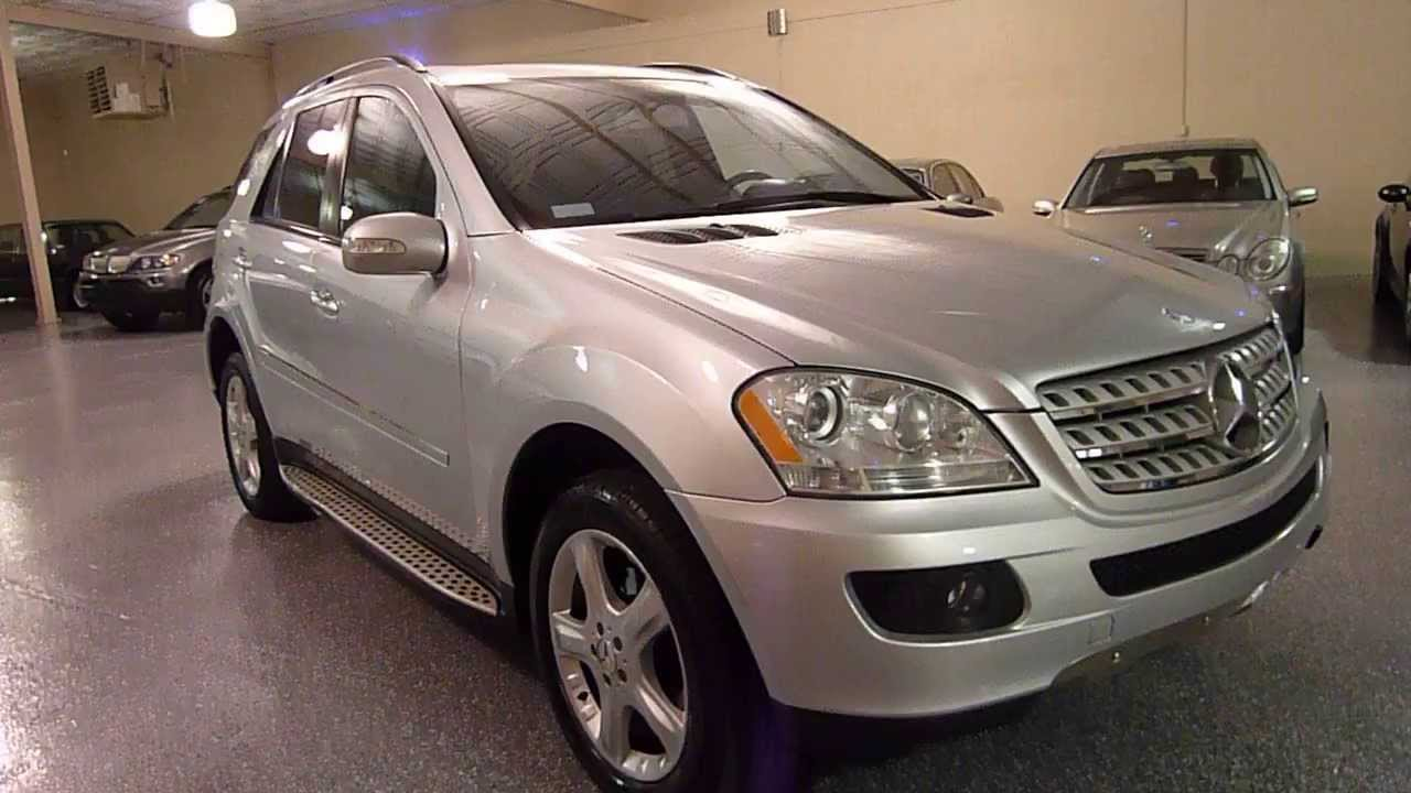 2007 mercedes benz ml350 4matic 4dr 3 5l sold 2283 plymouth mi 48170 youtube. Black Bedroom Furniture Sets. Home Design Ideas
