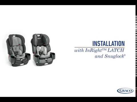Graco Nautilus 65 3 In 1 Harness Booster Car Seat Manual