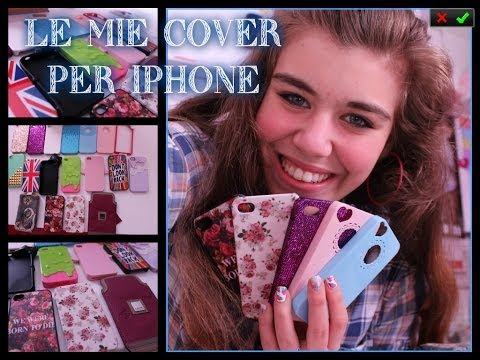 ∞Le mie cover per iphone 4s∞