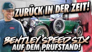 JP Performance - Zurück in der Zeit | Bentley Speed Six auf dem Prüfstand