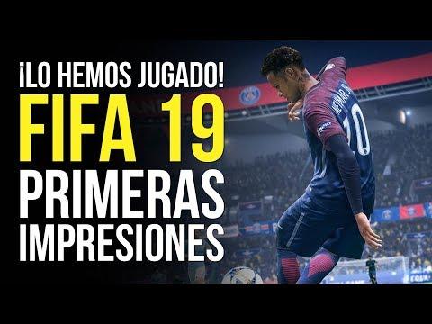 FIFA 19, Lo Hemos Jugado: Primeras Impresiones
