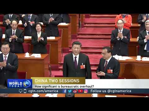 Xu Qinduo on China' Two Sessions