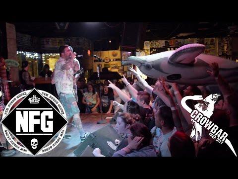 New Found Glory [FULL SET] @ Crowbar 2016-03-02