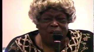 """""""Mama"""" Jenkins at 92 who knew Smith Wiggles-worth personally"""