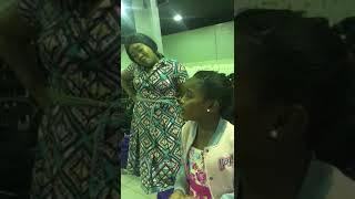 Uyalalelwa uSomandla sang by a young girl