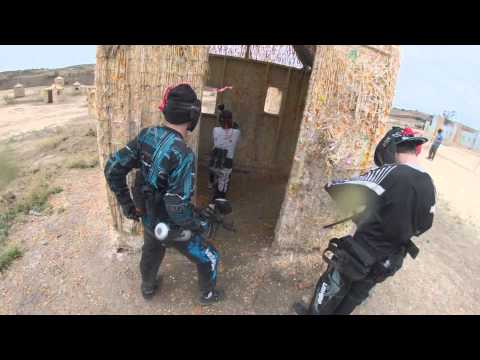 Camp Pendleton Paintball Park is listed (or ranked) 1 on the list Southern California Paintball Fields