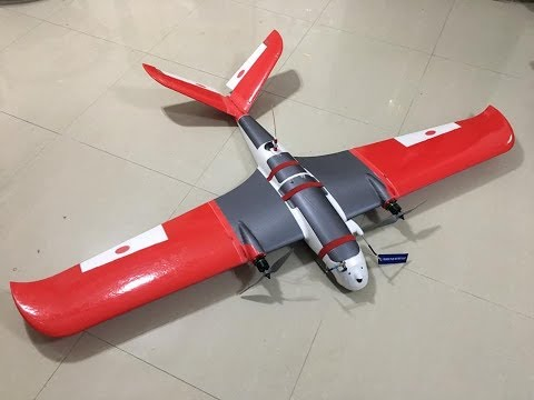 Repeat Mugin-2 2930mm VTOL UAV by MUGIN UAV - You2Repeat