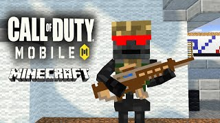 Monster School : CALL OF DUTY MOBILE CHALLENGE - Minecraft Animation