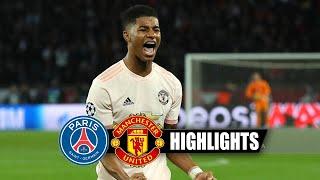 Download Video Cuplikan Liga Champions PSG vs Manchester United 1-3▪️Hasil liga Champions tadi malam HD MP3 3GP MP4