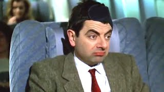 Airplane | Funny Clip | Classic Mr Bean