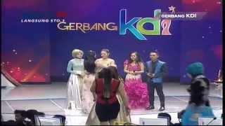 """Pemenang Gerbang KDI Dian """" Makassar """"  Fauzi """" Bima """" dan Risti """" Kualakapuas """" Episode 10 (16/4)"""