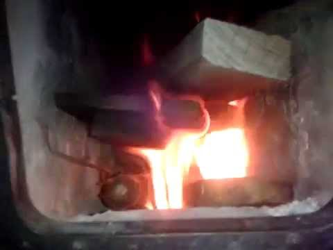 How to start a fire in a wood stove with flammat - How To Start A Fire In A Wood Stove With Flammat - YouTube
