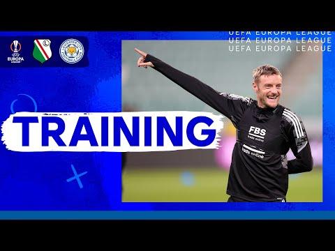 Foxes prepare in Poland    Legia Warsaw vs. Leicester City