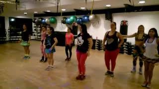 Joga o Bum bum Tamtam - Fit Dance
