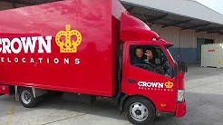 Crown Relocations - We've got the fastest network in the country!