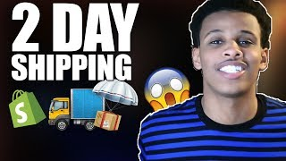 HOW I AM DROP SHIPPING WITH NEXT DAY DELIVERY ??