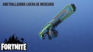 Explosions / Mercury Light Machine Gun ? Fortnite: Saving the World #296