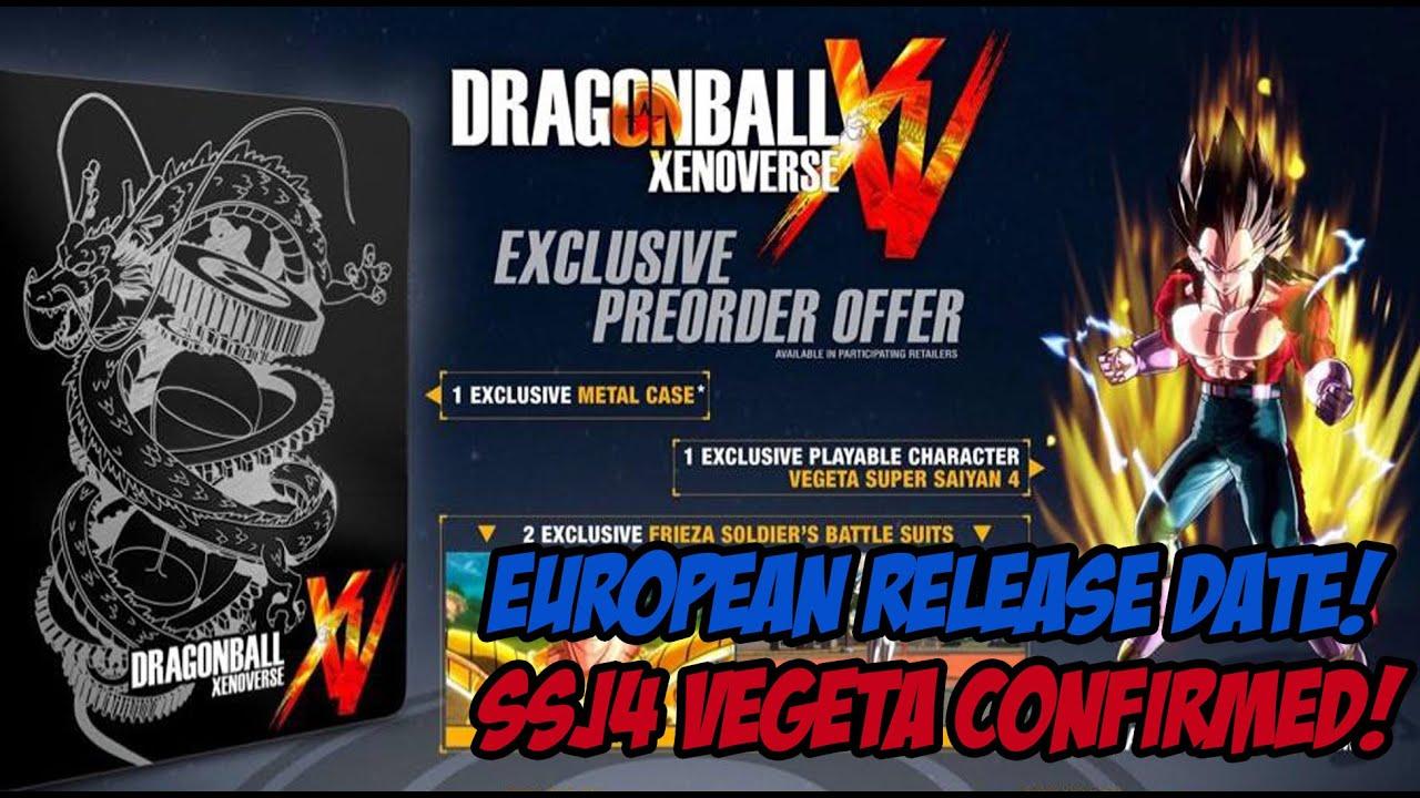Dragon ball xenoverse ssj4 vegeta confirmed with a - Dragon ball xenoverse ss4 vegeta ...