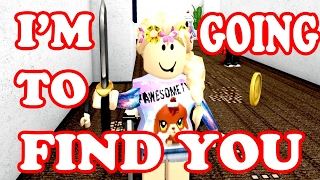 Roblox / I'M GOING TO FIND YOU!! / Murder Mystery 2 pi AliceLPS / GamingwithPawesomeTV