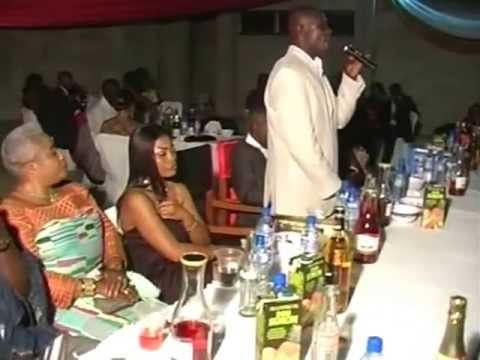 Ghana Dynamic International Club. KUMASI Branch. Annual Party 2009 Part 2