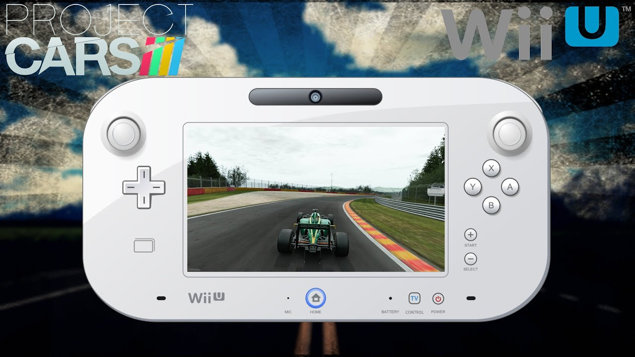 Wii Cars  Controls