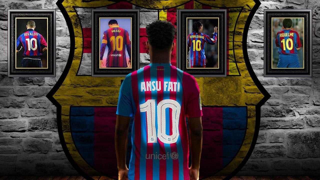 Download Ansu Fati - The Beginning Of New Era