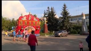 Вандализм, порча памятника Ленину в Пушкино, г.п. Лесной