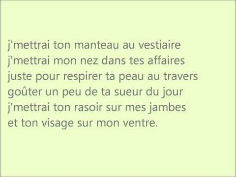 Lynda Lemay: Ou étais-tu? (Paroles).