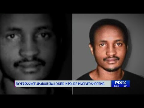 20 years ago: Amadou Diallo killed in police-involved shooti