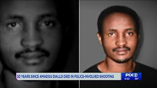 20 years ago: Amadou Diallo killed in police-involved shooting