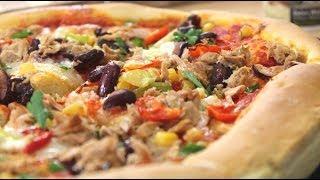 Η Κουζίνα του Ευτύχη - Συνταγή για Πίτσα