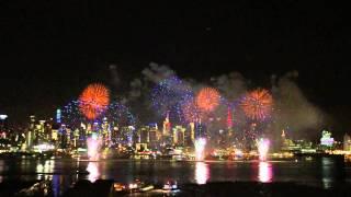 2015 Chinese New Year Fireworks - New York City