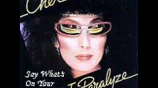 Cher - Say What
