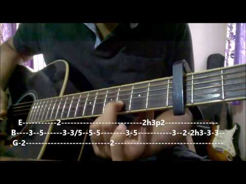 Pehla Nasha Guitar Lesson For Beginners | Intro & Chords - YouTube