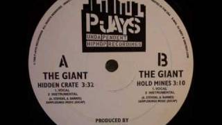 The Giant - Hidden Crate