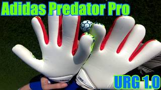 Does The Adidas URG 1.0 Have Too Much Grip? Goalkeeper Glove Review
