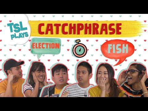 TSL Plays: Catchphrase