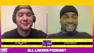 #KingWatchLA: Laker's 1st Scrimmage Analysis + All Lakers Talk w/ @ItsKingsBruh 7.24.20