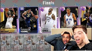 TD TRIED TO RUIN MY DRAFT!! NBA 2k
