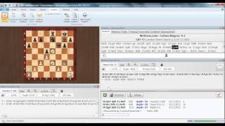 ChessBase 12 Mutiple board cloud analysis