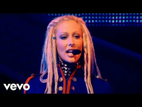 Steps - Deeper Shade of Blue (Sleazesisters Remix) [Live at Wembley]