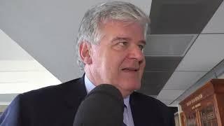 Raddoppio ferroviario: parla l'ex sindaco Angelo Sbrocca