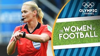 How do referees prepare for the World Cup? Bibiana Steinhaus explains! | The Women of Football