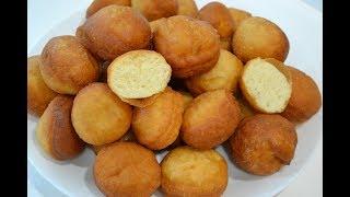 Баурсаки по-казахски!!! Очень пышные и вкусные!!!