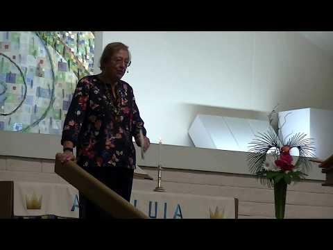 Mary Decker Preaches 5-28-17