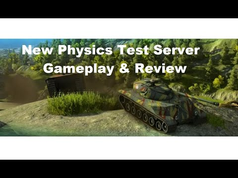 Where is physics patch general discussion world of tanks.