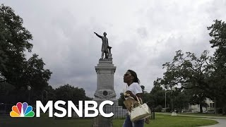New Orleans Removes Confederate Monument | Rachel Maddow | MSNBC