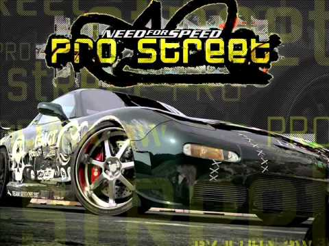 Need for Speed ProStreet - Avenged Sevenfold  Almost Easy mp3