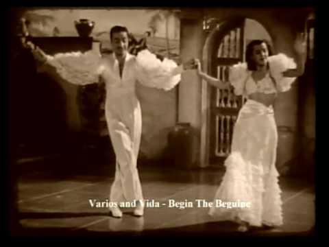 "VARIOS & VIDA  "" Begin The Beguine "" !!!"